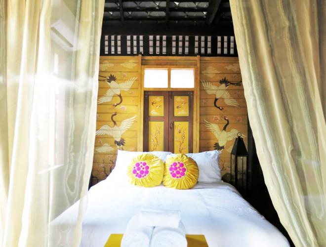 Siamotif Golden Crane room