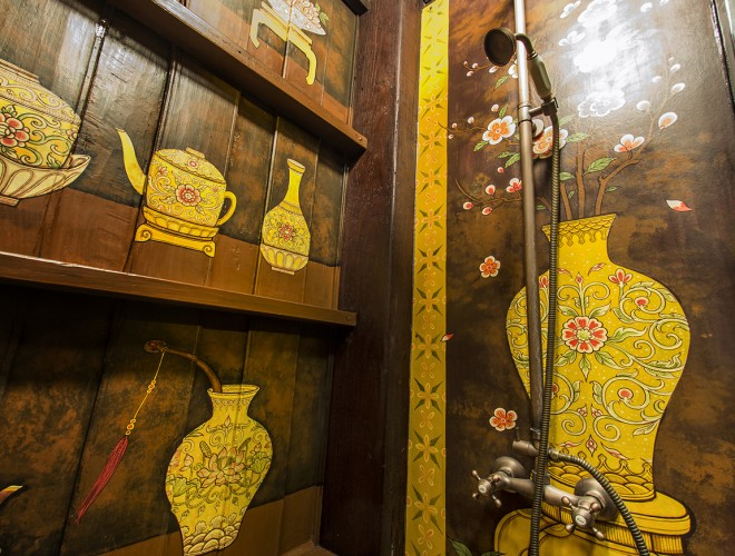 Siamotif Golden Crane room